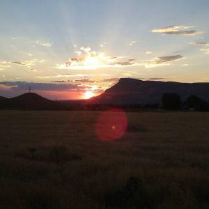 garfield-sunset